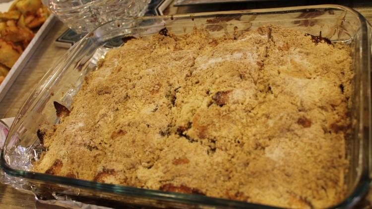 Halal Food Recipe Series: Apple Crumble