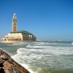 MOROCCO-CASABLANCA-Hassan-II-Mosque-seaside-Casablanca-2011-jpg_080107  Eid in Casablanca, Morocco ~ note from our muslimah MOROCCO CASABLANCA Hassan II Mosque seaside Casablanca 2011 jpg 080107