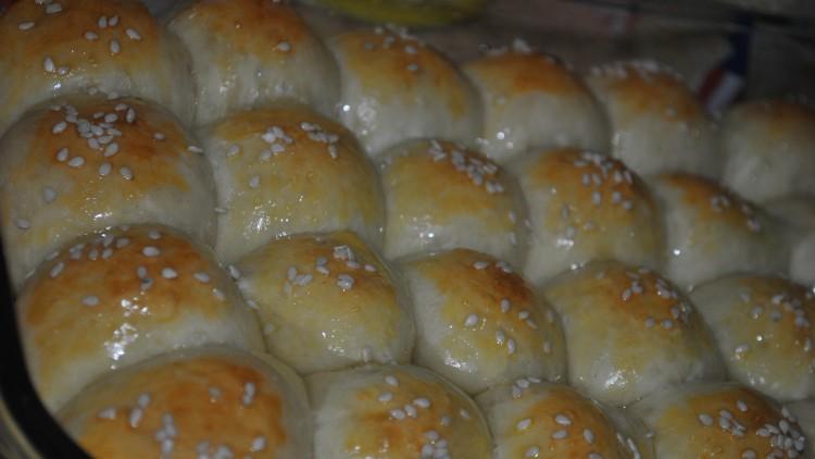 Abu Zubneh (Cheese Bun)…from Muslimah Kitchen