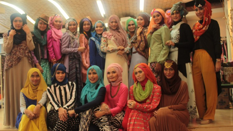 Proud to Wear Muslima Fashion