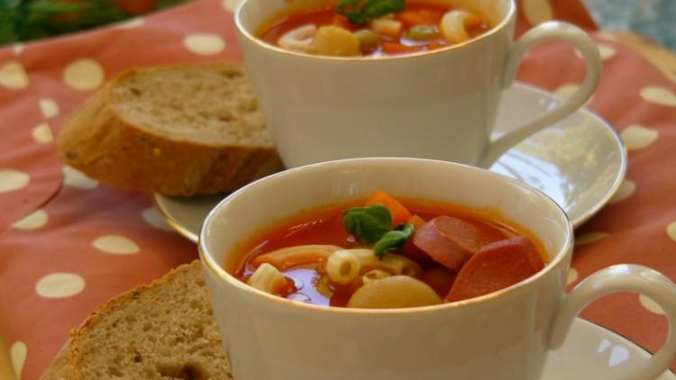 Red Soup / Tomato Soup