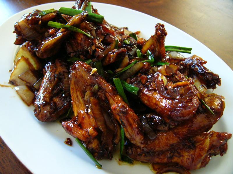Resep Makanan Ayam Geprek