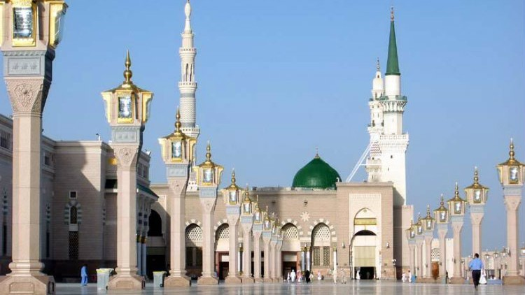 What You Need To Know About The Prophet's Mosque In Madinah