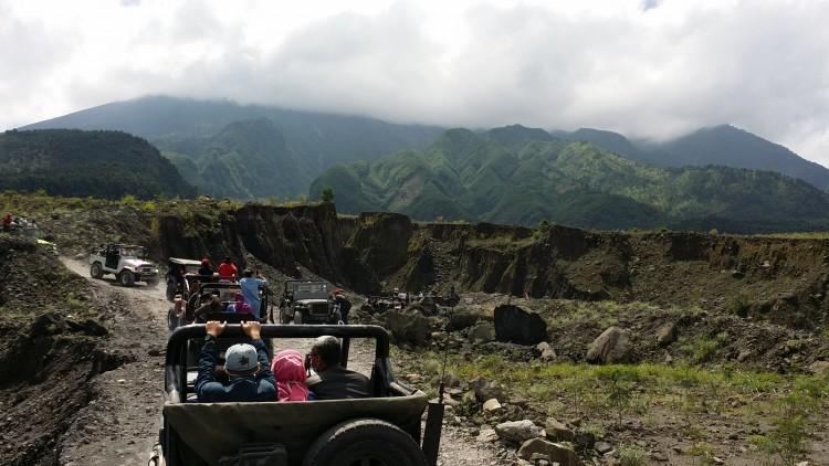 A Muslimah Adventurer Story — Tour of Mount Merapi, Yogyakarta