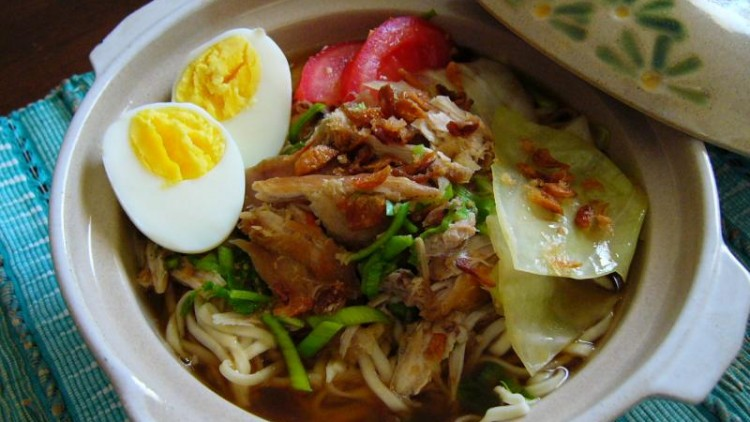 Boiled Noodles Recipe