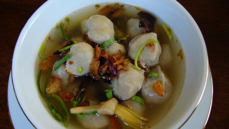 Halal Recipe For Tekwan (Fish Ball) Soup