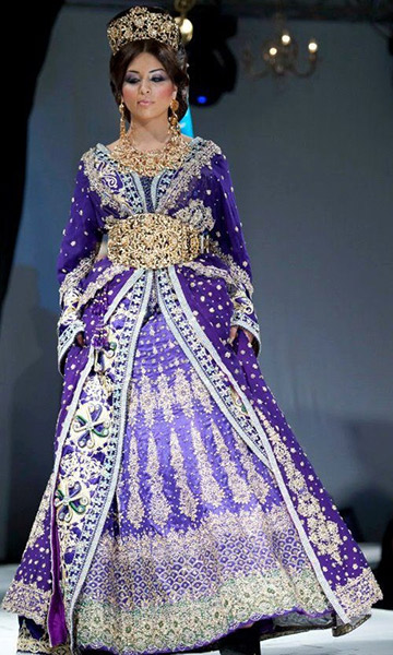 d8fe33f0ef3 The Moroccan Traditional Dress