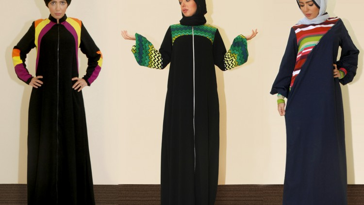The Art of Wearing Hijab Part 2: Abaya Style