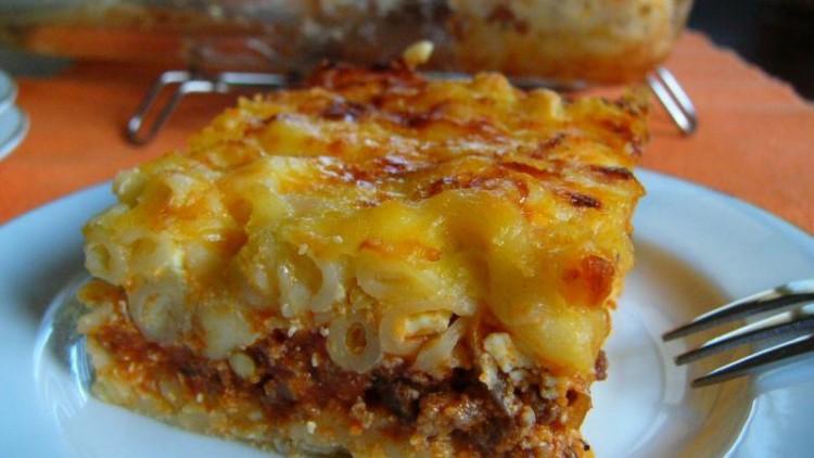 Halal Recipe: Lasagna Style Macaroni Schootel