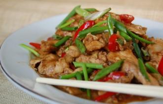 Easy Spicy Hoisin Chicken Recipe