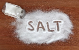 Be Careful Of Eating Too Much Salt!