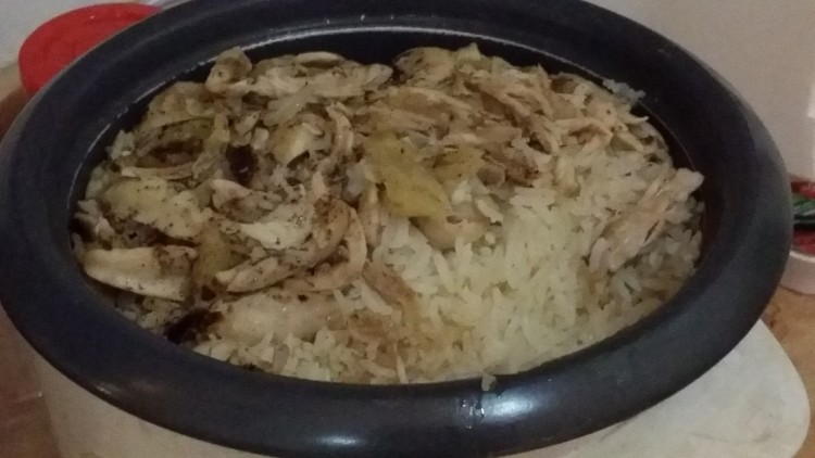 Chicken Recipe: Hainam Rice with Rice Cooker