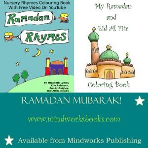 Coloring Fun In Celebration Of Ramadan