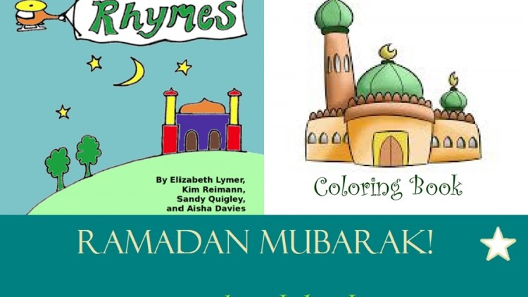 Coloring Fun In Celebration Of Ramadan