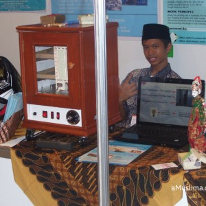 Muhammad Luthfi Nurfakhri a Young Muslim Inventor from Indonesia (Part 1)