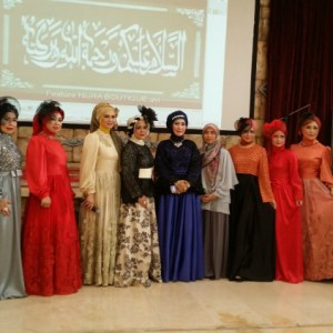 Beautiful and Elegant Muslima Clothing