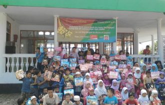 aMuslima Inspiring Action Phase 2 in Kedungsari